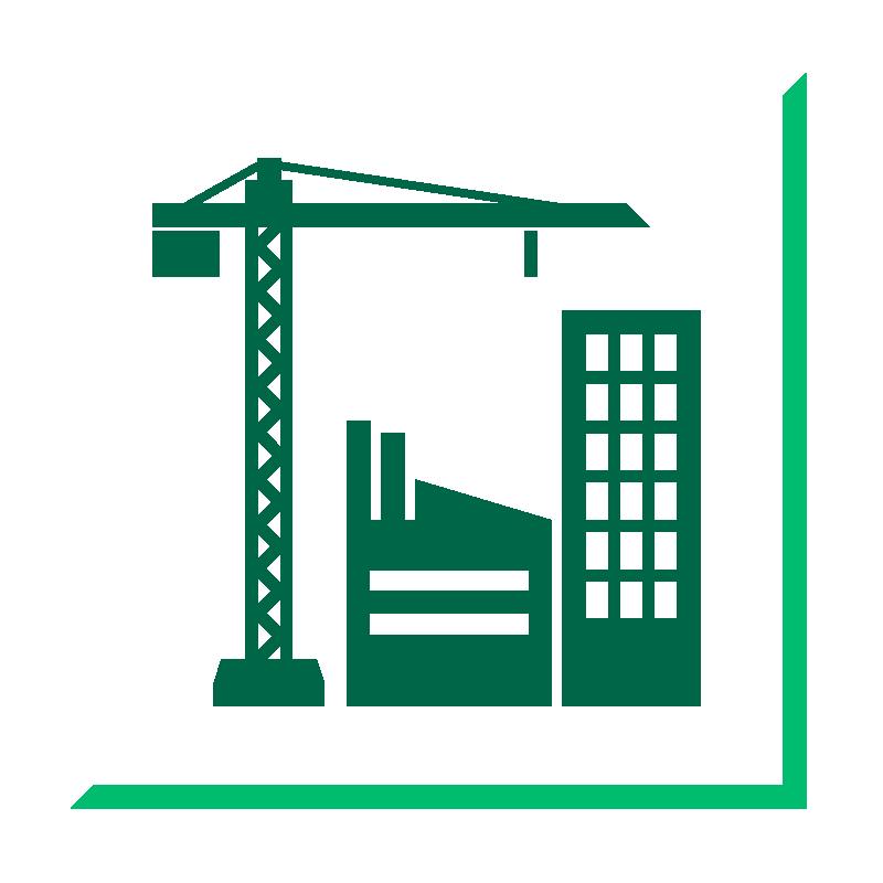 Hochbau/<br /> Industriebau